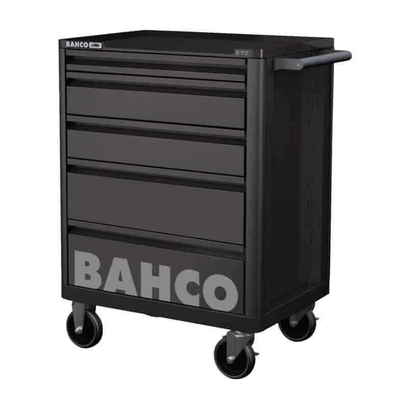 Bahco Værkstedsvogn Inkl 201 Dele Værktøj