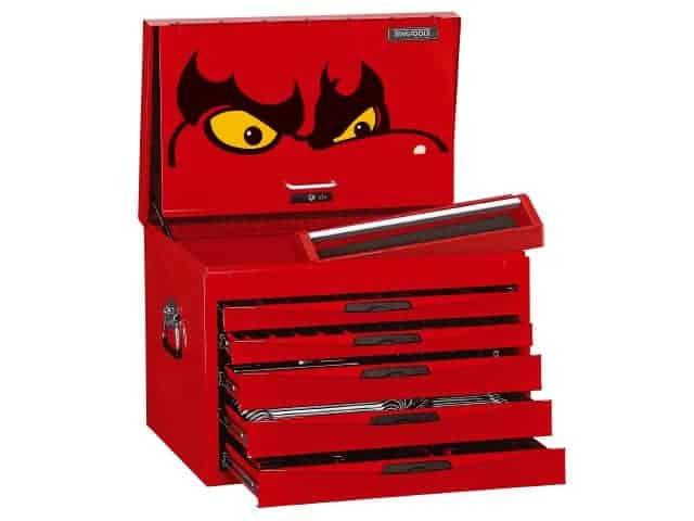 Værktøjskasse med skumindlæg Teng Tools TCMME09B EVA 280 dele