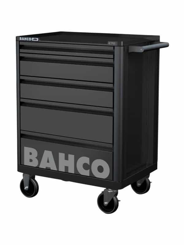 """BAHCO 26"""" værktøjsvogn med 290 dele"""
